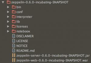 《Zeppelin源码分析(2)——编译、调试和Maven modules分析》