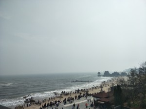 《到海的那边——记五一假期山海关-北戴河-阿那亚三日游》